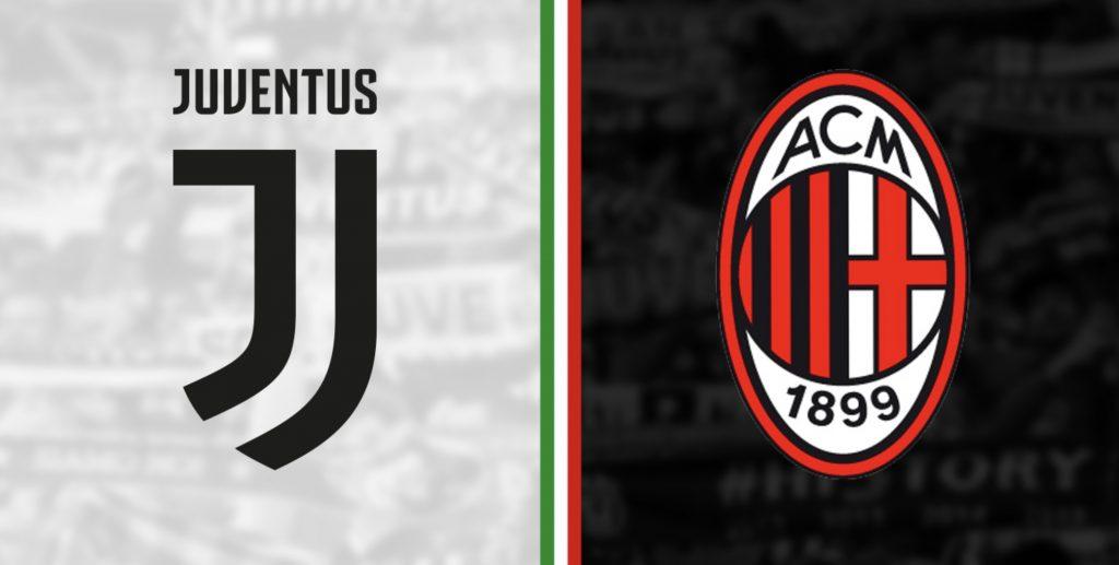 Juventus - AC Milan. Ronaldo czy Piątek? Mecz za darmo w internecie!